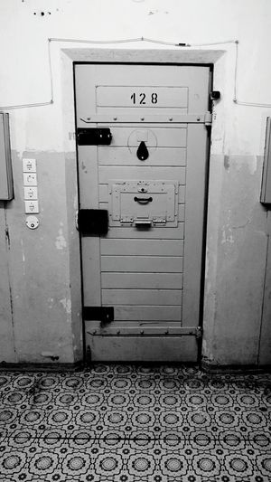 Door Cellblock Door Prison Door Prison Cell Jail Number Oppression Oppressive History Stasi Blackandwhite Black And White Locked Locked Up 128 Sad Hopeless Prison Numbers Inside Interior Isolated Feel The Journey Deep Monochrome Capture Berlin
