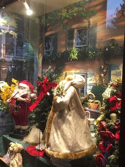 メリークリスマス🎅 Marry Christmas メリークリスマス Retail  Flower Human Representation Store Statue For Sale No People Christmas Decoration Christmas