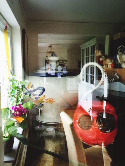 Interior, Indoors  No People Fusion,tea Pot, Kitchen