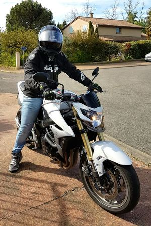 Ride Or Die Ride In Style Relaxing Spending Time Suzuki GSR Gsr750 Just Me Just Chilling Perfekt Day