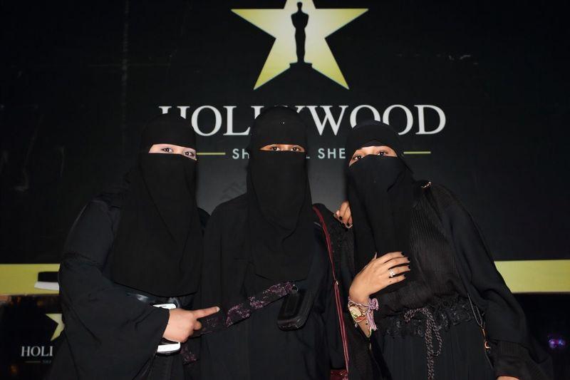 Egypt Sharm El-Sheikh Film Festival 2017 Hollywood Sharmelsheikh Teenagers  Film Opening Day Opening Ceremony égypte