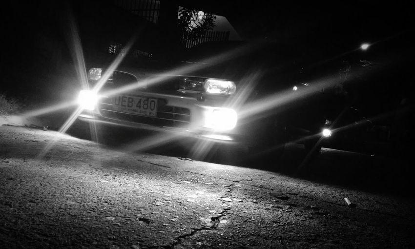 First Eyeem Photo Philippines Mitsubishi Galant 7g Black And White Photography