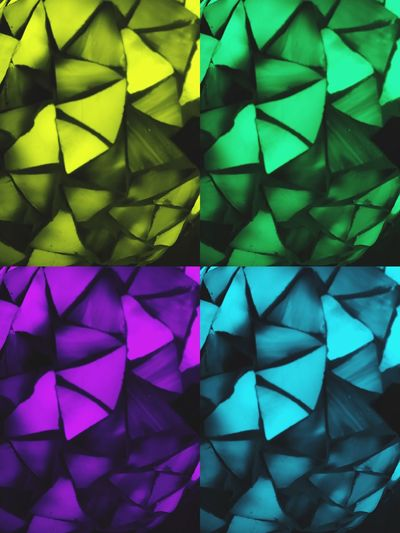 Formas Y Colores Bridge Color Four Colors Colorful Full Frame