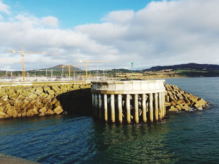 harbour entry