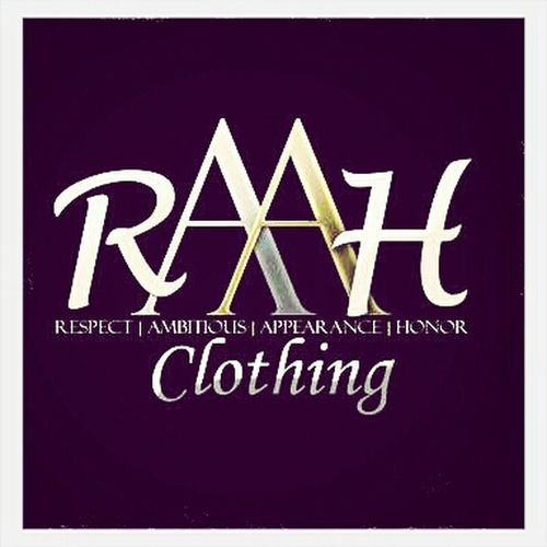 RAAHCLOTHING...