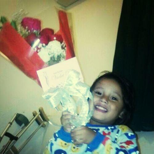 Flower for Mommi..