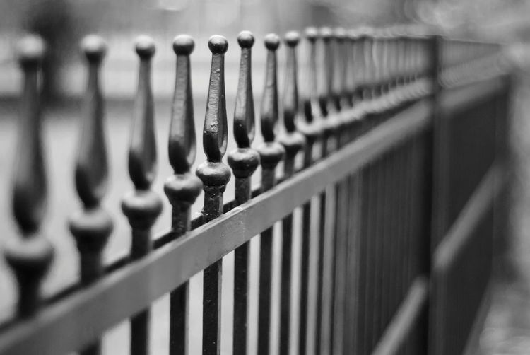 Metal Close-up Didi1102 Płot Garden Fance