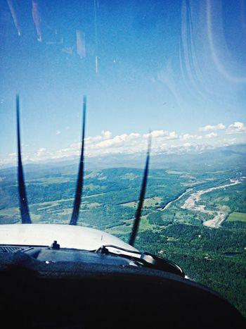 Enjoying Life Taking Photos Scenery Plane