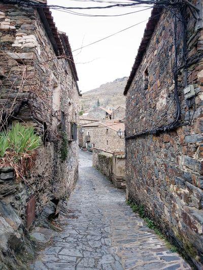 Patones de Arriba Patones De Arriba Madrid España SPAIN Village Pueblo Calle Street Visitspain Patones
