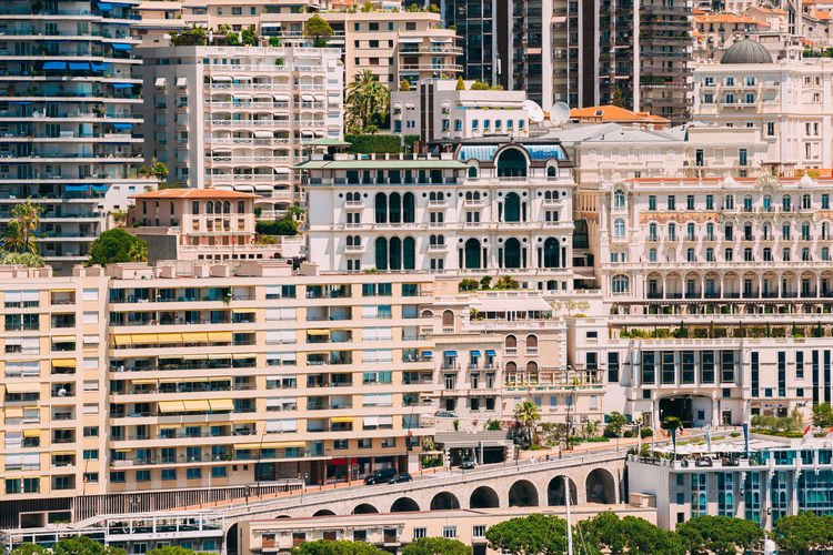 Monaco, Monte Carlo Real Estate Architecture On Mountain Hill Background. Many High-rise Buildings In Downtown Area Colour Your Horizn Exterior Monaco View Architecture Background Building Building Exterior Built Structure City Cityscape Hill Many Monte Carlo Mountain Nobody Outdoors Street Travel Destinations Urban #urbanana: The Urban Playground