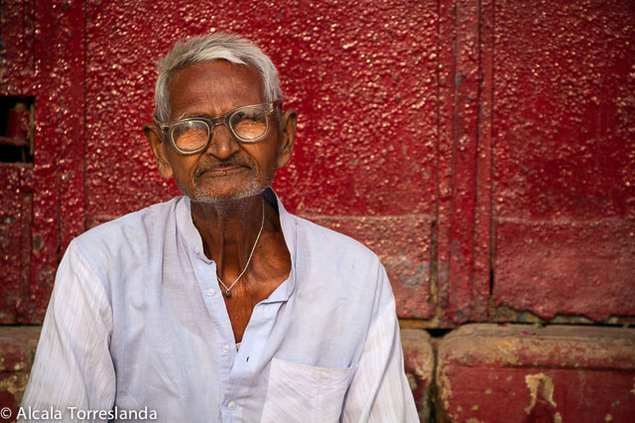 Age and wisdom. Portrait Indian People Incredible India India People Photography Colors Travel Varanasi Streetphotography
