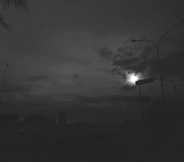 Night No People