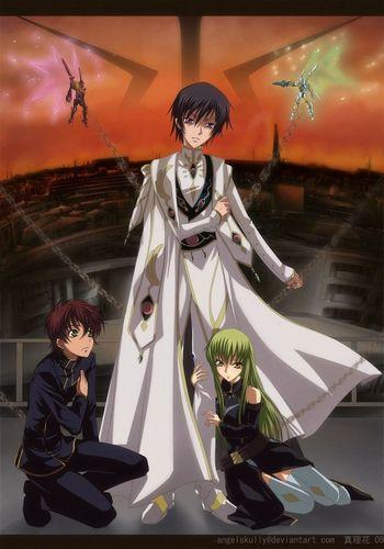 Manga Anime Watching Anime Code Geass