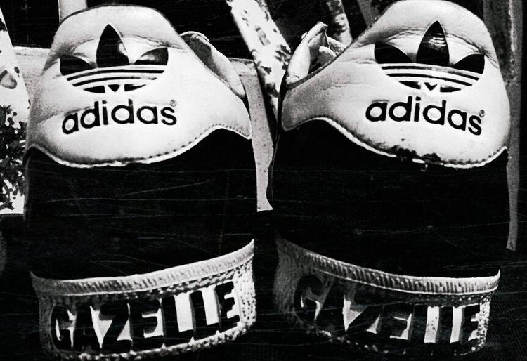 Adidas Gazelle! Blackart Piweephotography Adidas Adidasoriginals #blackandwhite