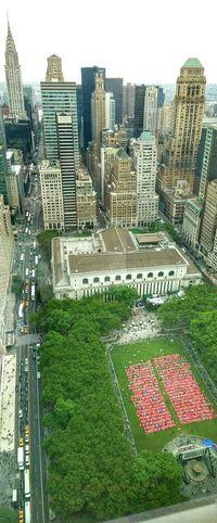 NYC Skyline NYC NYC Photography Bryantpark NYC LIFE ♥ Park
