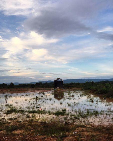Cambodiaroadtrip Landscape Skyscape Offroad