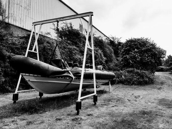 swing boat Boat