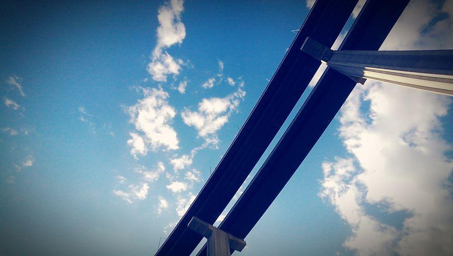 Bridge Bridges Clouds And Sky Nature_perfection Clouds Cloud Cloud_collection  Naturelovers Nature_collection