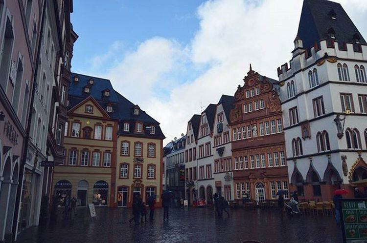 Streets of Trier Street Architecture Altstadt Trier Rheinlandpfalz Springingermany Spring Travel Travel_2_germany Traveltheworld Explorenewplaces City Explore Travelgram Instatravel