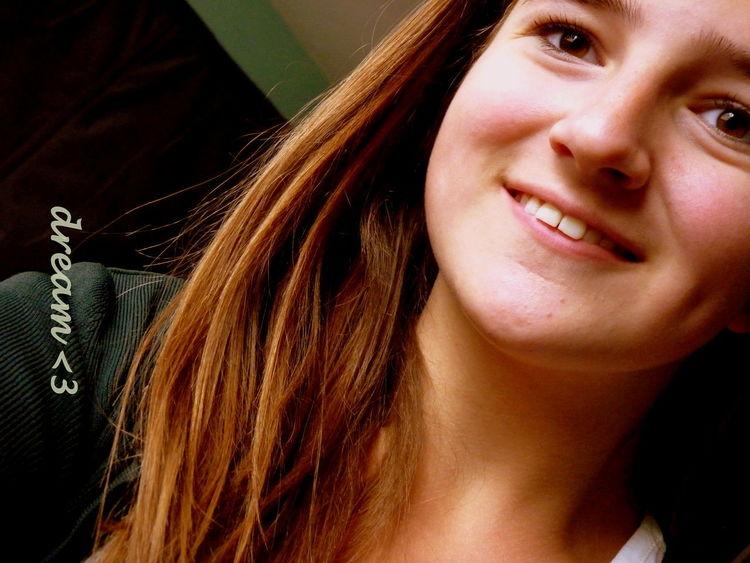 Gianna That's Me Hi! People Portrait