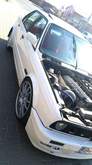 BMW M5  Haltech Turbo 700hp