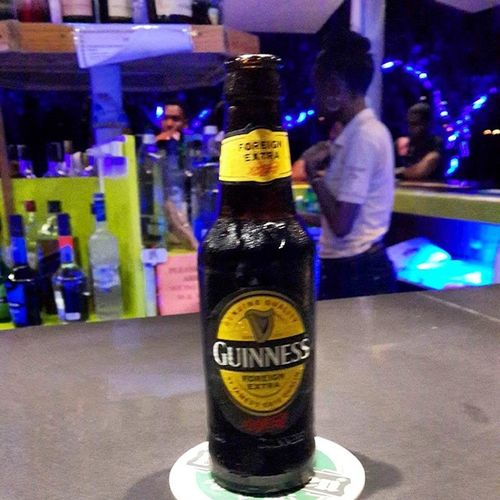 Ohhhhh yeaahhhh Guinness Foreignextra Islandlife Dayoff freedom noloose