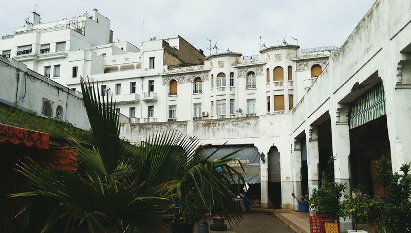 The Architect - 2015 EyeEm Awards CasablancaStreets Casablanca, Morocco Building Old Medina Casablanca Morocco Travel Destinations