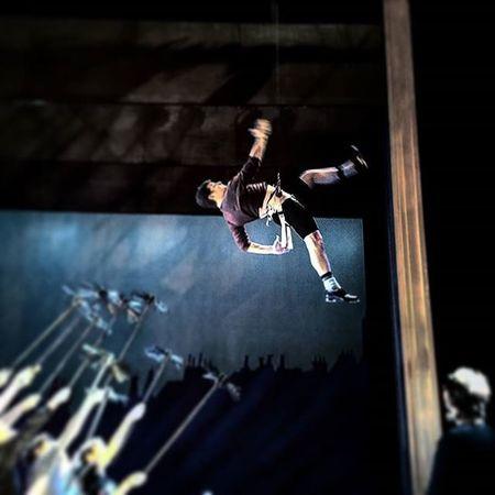 Step in tiiiiimmmmmeeee! Marypoppins Theatrelife Lovemyjob