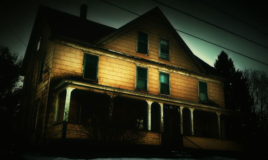 Creepy Dark Dark Houses Igdungeon The Gloom That Breathes Upon Me