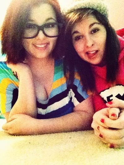 Me & The Little Sister ❤