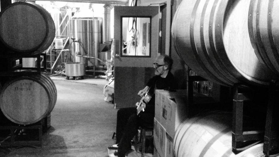 Cool Cat Brewery Uprightbrewing Barrels Beer Blues EyeEm Best Shots - Black + White