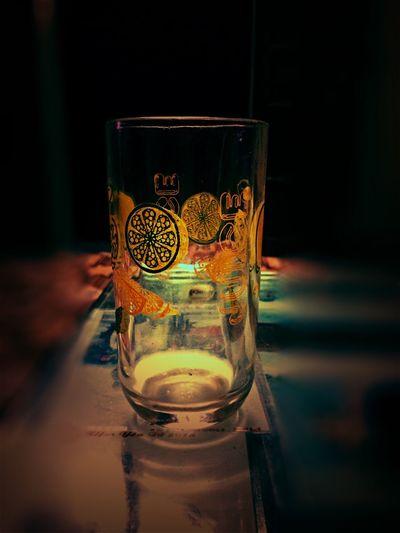 Drinking Glass Wine Not