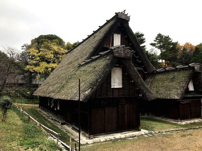 Kayabuki house