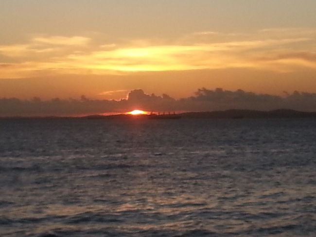 Bye bye , sun! I see you tomorrow. Sun Sunset Dramatic Sky Tourism