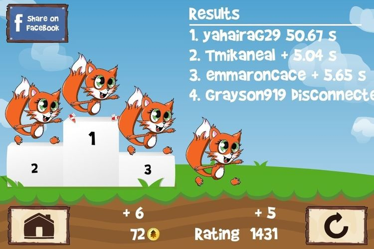Hecky yeah 2nd place add me everybody