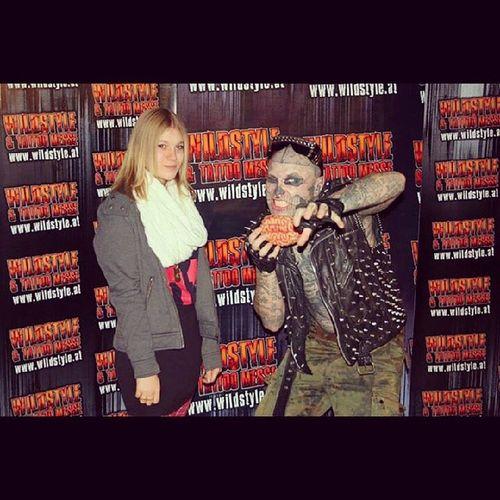 Met Zombieboy Last Saturday at linz schiach schaun aber egal rick<333333