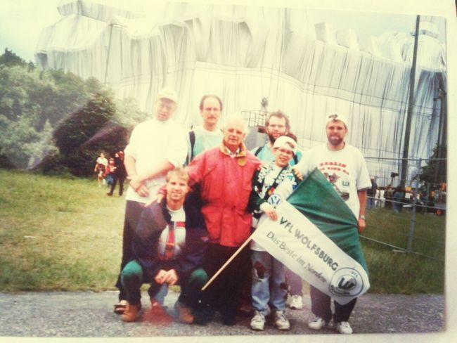Christo und Pokalfinale 1995