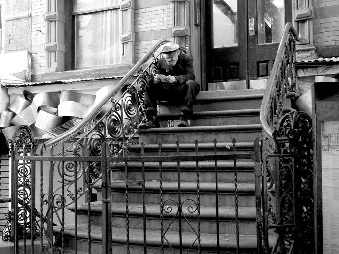 👴🏾 Old Man NYC NYC Photography Man Manhattan Lumixgx7 Panasonic  Allysdms EyeEm Best Shots - Black + White Monochrome EyeEm Best Shots