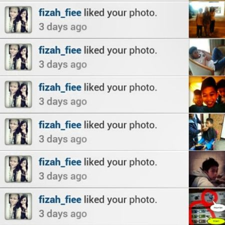 Thanks for the likessss @fizah_fiee LOL Yolo BigBox Follow like