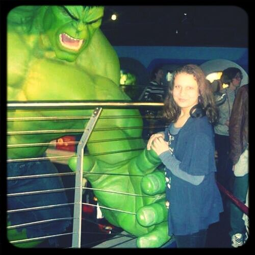 Heyy Hulk! ;)