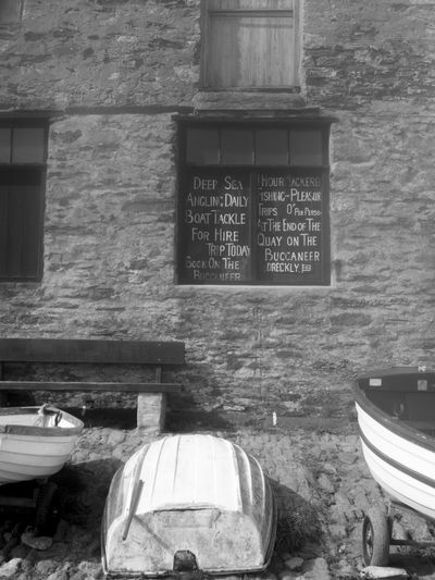 Beauty In Nature Black & White Boats Cornwall Cornwall Life Cornwall Tourism Cornwall Uk Day No People Outdoors Sailing Times Black And White Friday