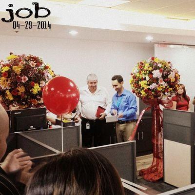 Job. Tiring yet fruitful. Payday, happiness. 100happydays Vs100HappyDays ParagonICC Paragonfraud