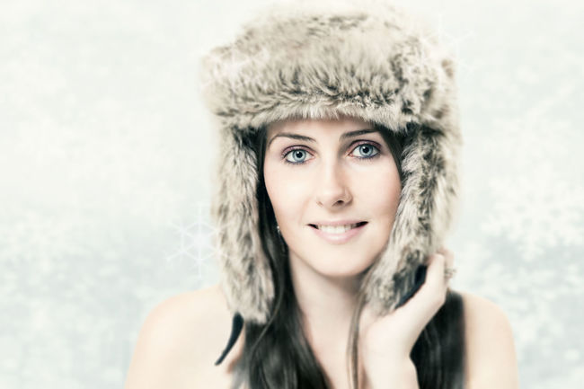 Winntershooting mit Katja :) Photoshooting Winter LightStudio27 Fun