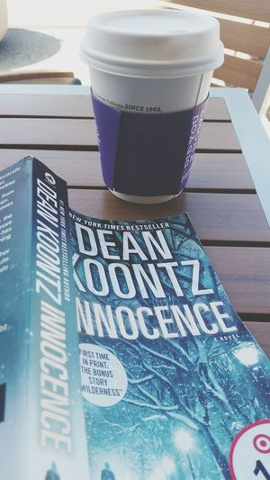 Holiday reading - Forgotten how much Dean Koontz scares the beejeebies out of me