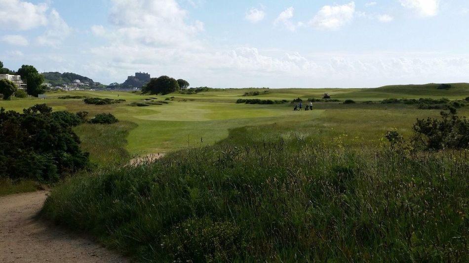 Golf Golfing Golfcourse Golf Course Golf ⛳ Castle Castles Old Castle
