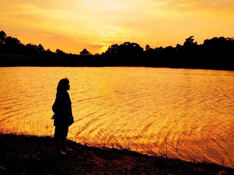 Sunset Sun_collection EyeEm Thailand_allshots