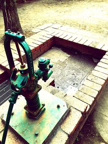 EyeEmNewHere Everything In Its Place Japan Park Old Pump Hand Pump Water A Long Time Ago EyeEm Gallery EyeEm Best Shots EyeEmNewHere EyeEmNewHere