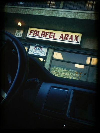 Best falafel!
