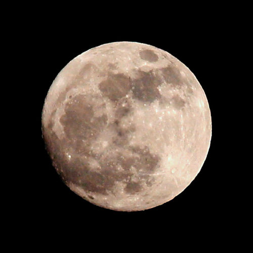 Big Moon today. Night Sky Full Moon Mane