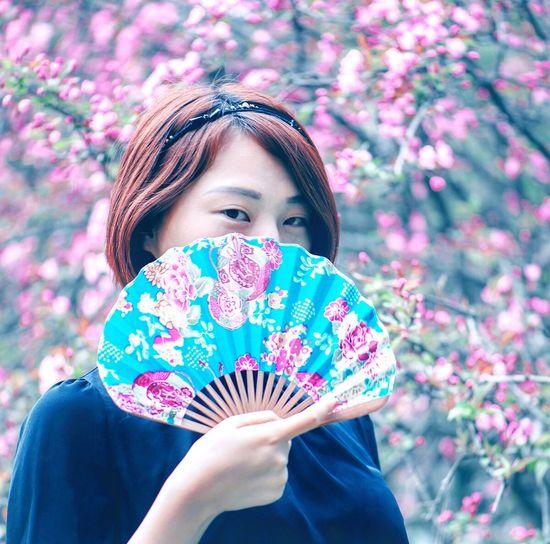 Self Portrait Colors Flowers Springtime Nikonphotography 105mm